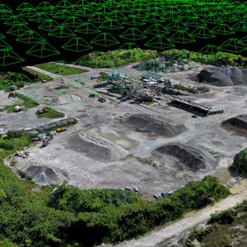 siamo specializzati in aerofotogrammetria eseguita con droni