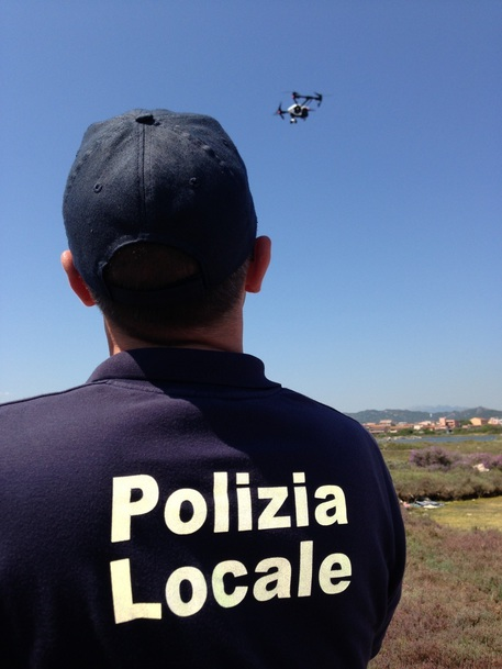 drone service italy - rules