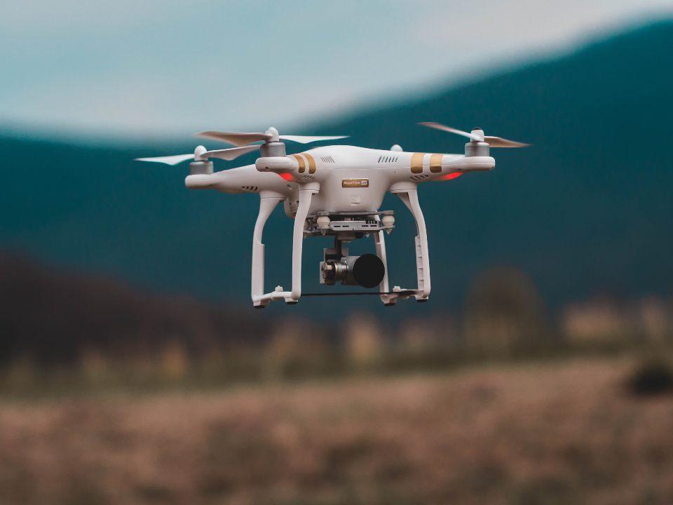 riprese con drone professionali