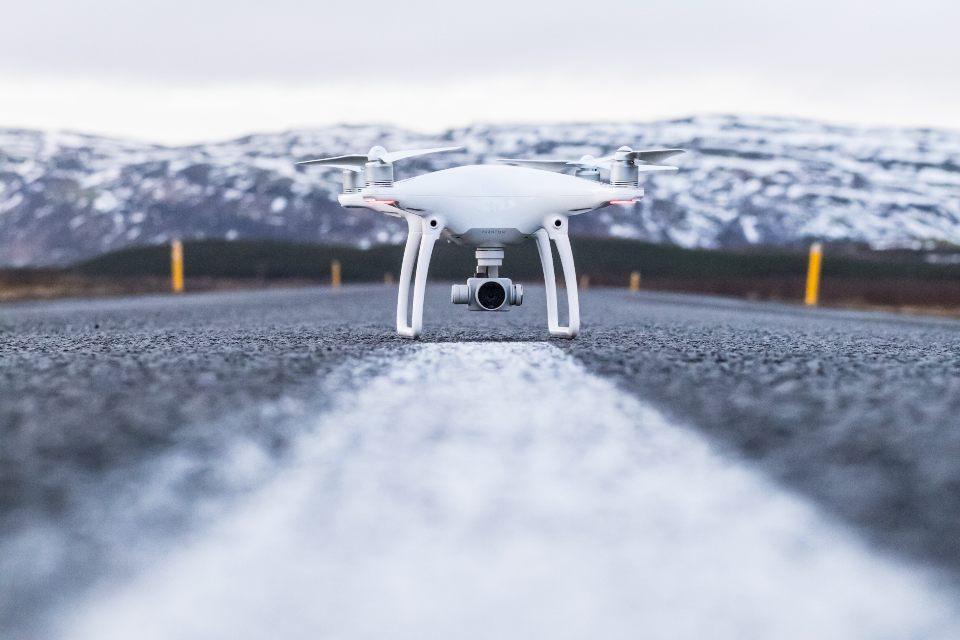 vantaggi del rilievo fotogrammetrico con drone