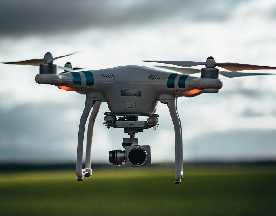 vantaggi ispezioni termografiche con drone