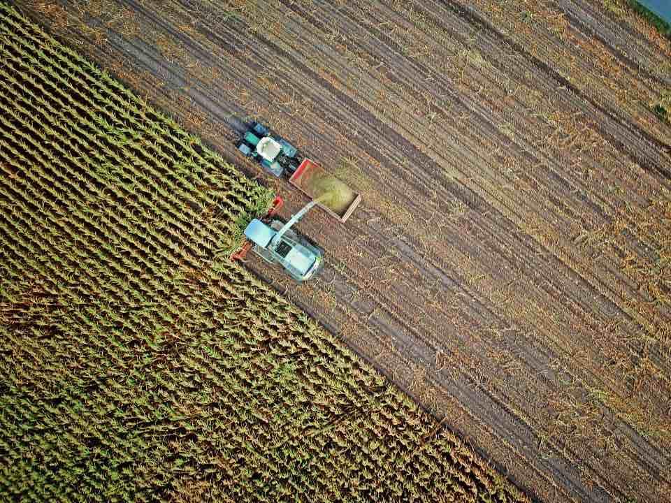 migliorare stato di salute del suolo grazie ai droni