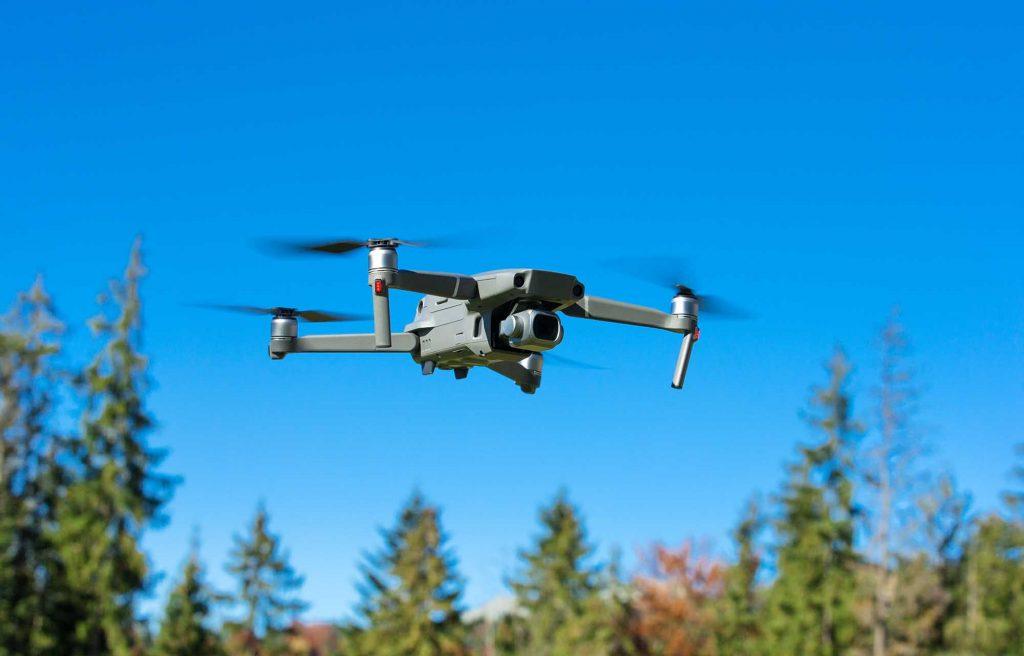 Droni ricerca e soccorso