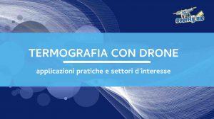 Termografia con Drone
