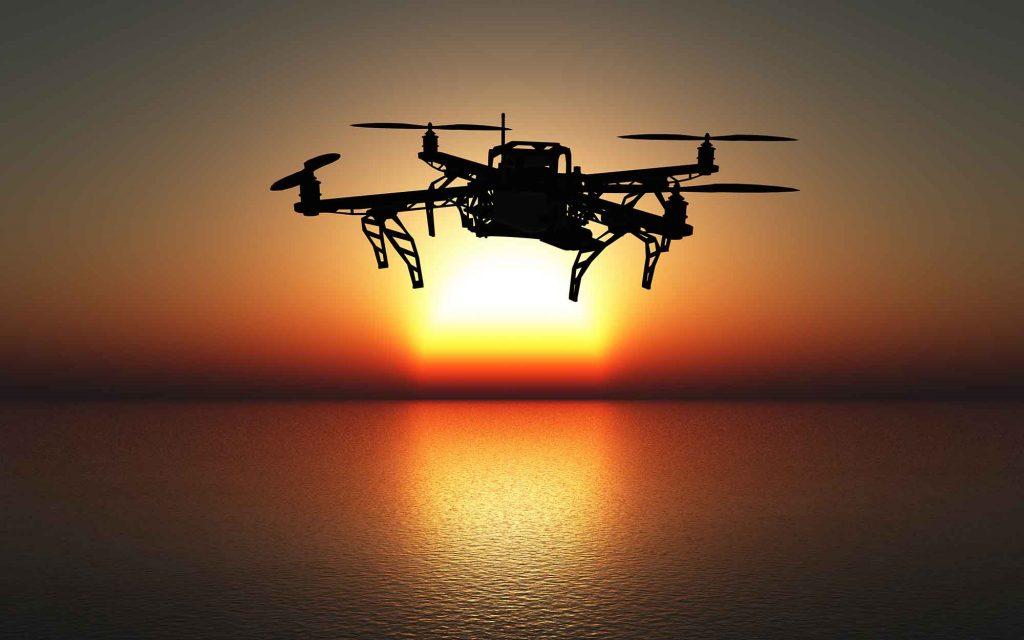 Riprese con drone