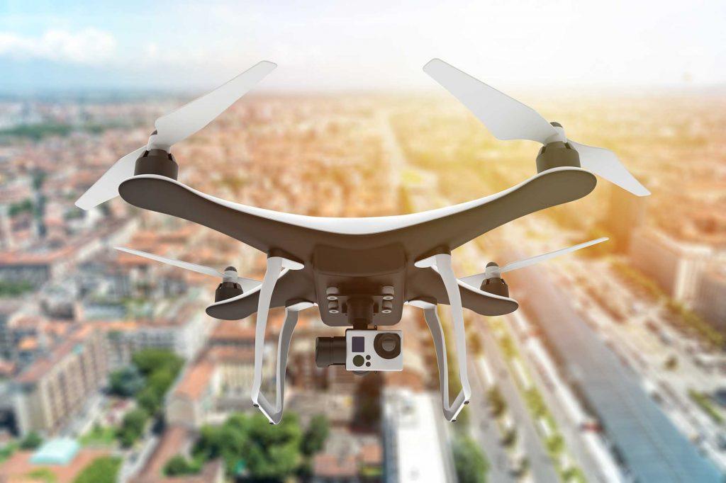 Riprese drone